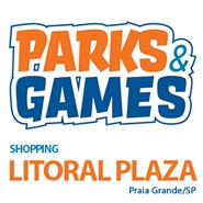 Parks & Games - Litoral Plaza Shopping